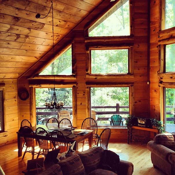 25 παραμυθένια ξύλινα σπίτια στην εξοχή (20)