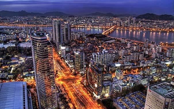 Οι 10 μεγαλύτερες πόλεις στον κόσμο (6)