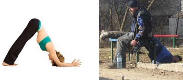 H Yoga των μεθυσμένων (15)
