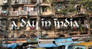 Μια μέρα στην Ινδία (Video)