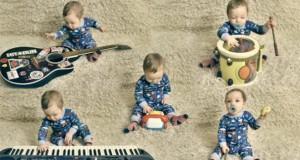 Το μωρό ορχήστρα (Video)