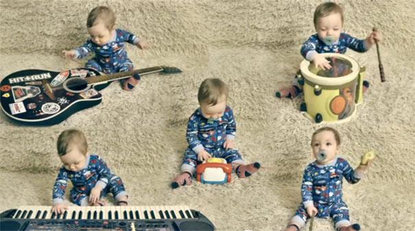 Το μωρό ορχήστρα