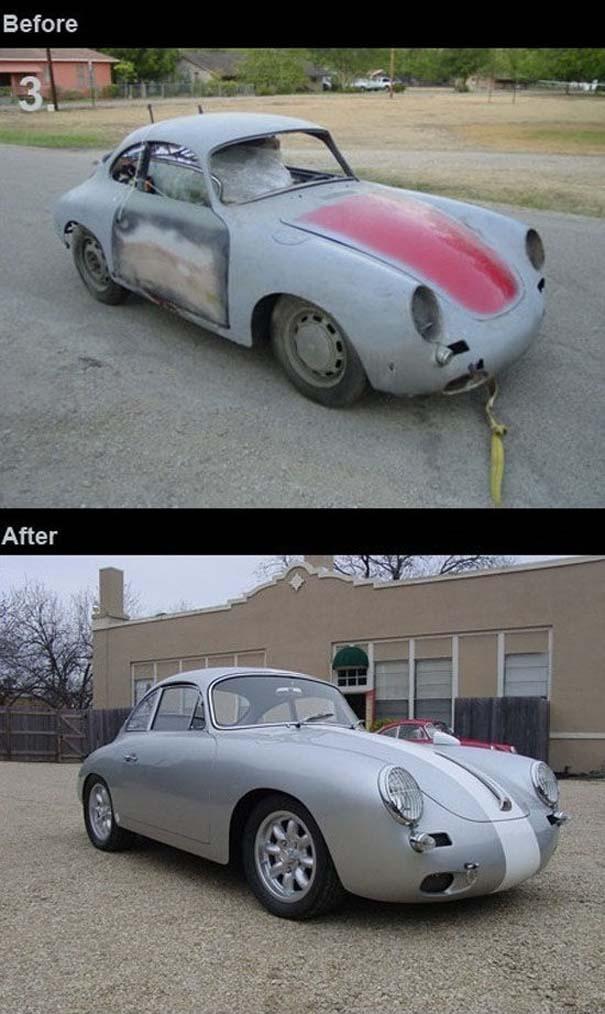 Παλιά αυτοκίνητα που κέρδισαν μια δεύτερη ευκαιρία (3)