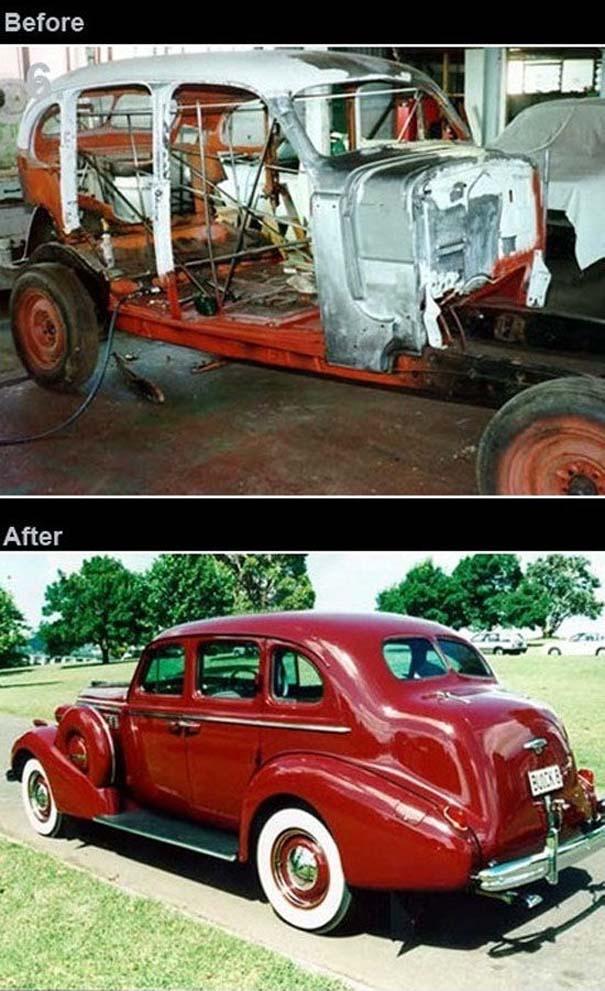 Παλιά αυτοκίνητα που κέρδισαν μια δεύτερη ευκαιρία (6)