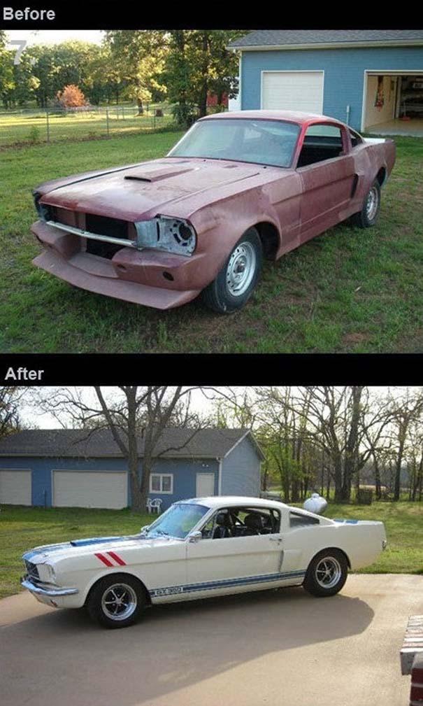 Παλιά αυτοκίνητα που κέρδισαν μια δεύτερη ευκαιρία (7)