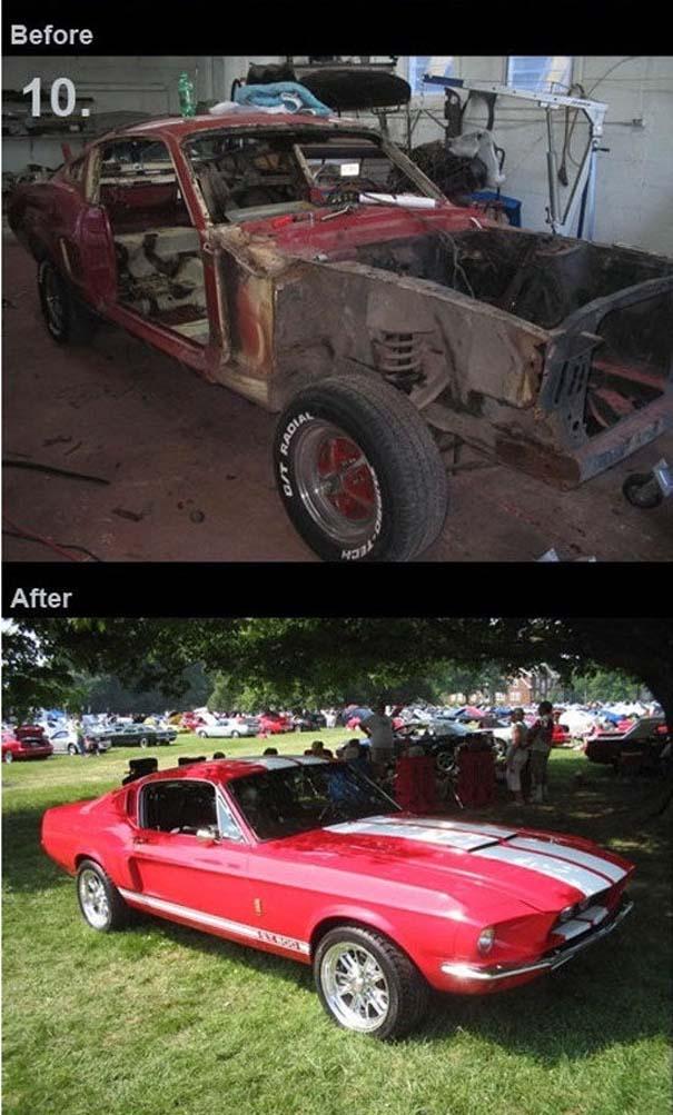 Παλιά αυτοκίνητα που κέρδισαν μια δεύτερη ευκαιρία (10)