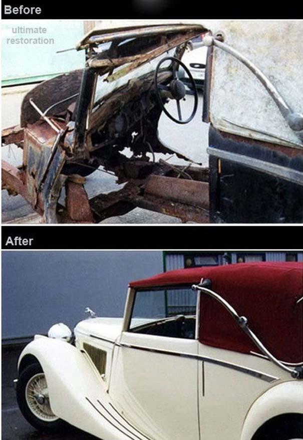 Παλιά αυτοκίνητα που κέρδισαν μια δεύτερη ευκαιρία (11)