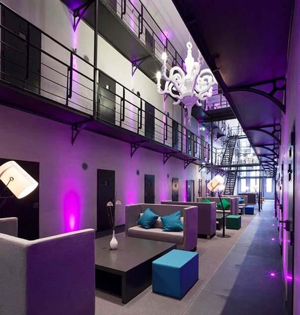 Παλιές φυλακές μετατράπηκαν σε πολυτελές ξενοδοχείο (1)