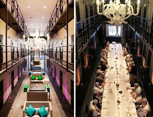 Παλιές φυλακές μετατράπηκαν σε πολυτελές ξενοδοχείο (5)