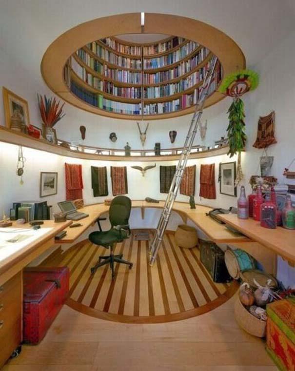 Παράξενες βιβλιοθήκες (11)