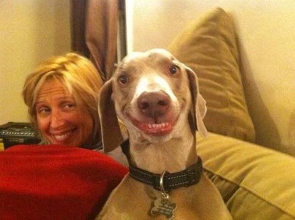Οι 45 πιο περίεργες φωτογραφίες ανθρώπων που ποζάρουν με ζώα (44)