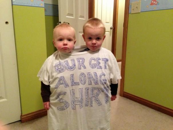 Η μπλούζα της συμφιλίωσης | Φωτογραφία της ημέρας