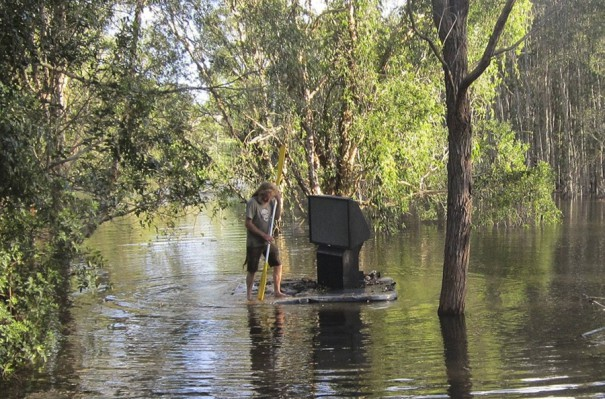 Τι θα σώζατε από μια πλημμύρα; | Φωτογραφία της ημέρας
