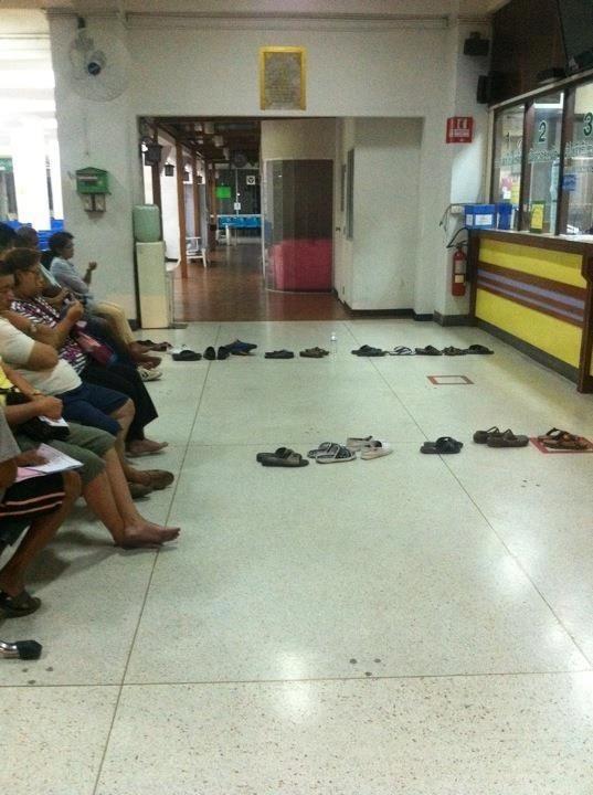 Η πιο ήσυχη ουρά σε δημόσια υπηρεσία | Φωτογραφία της ημέρας