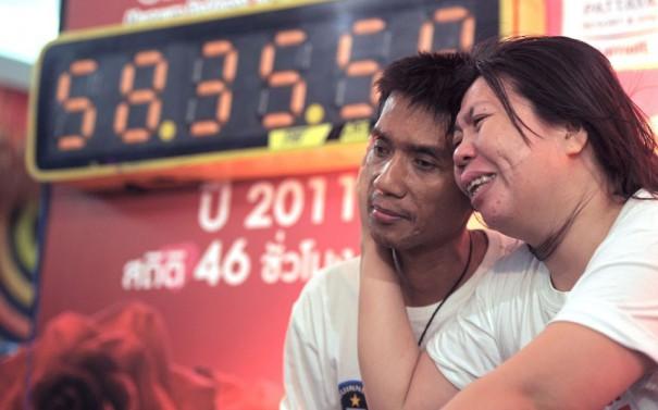 Φιλί 58 ωρών   Φωτογραφία της ημέρας