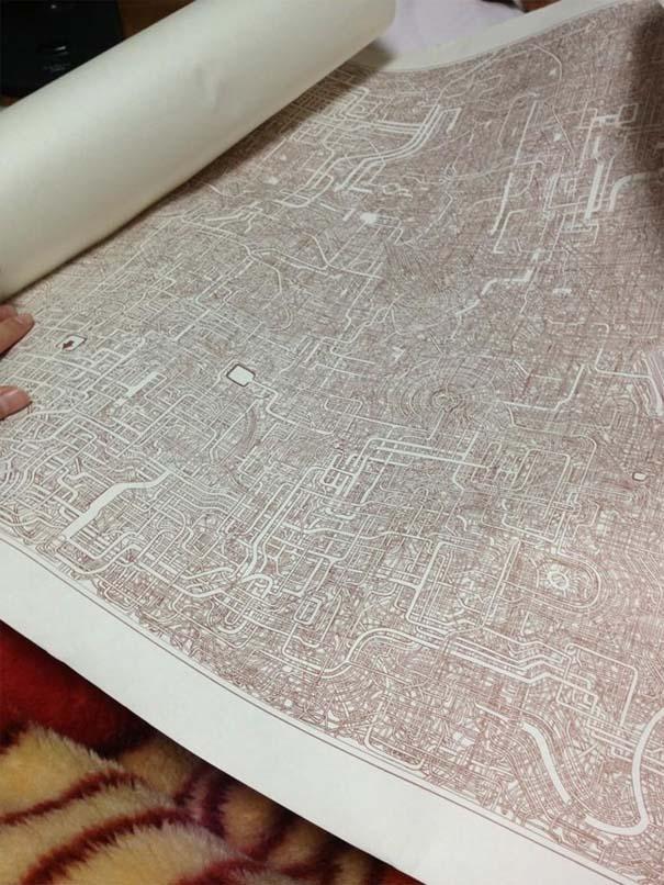 Άνδρας αφιέρωσε 7 χρόνια για να σχεδιάσει τον πιο πολύπλοκο λαβύρινθο στον κόσμο (1)