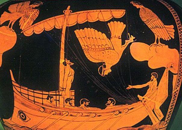 Ελληνική μυθολογία vs Facebook (1)