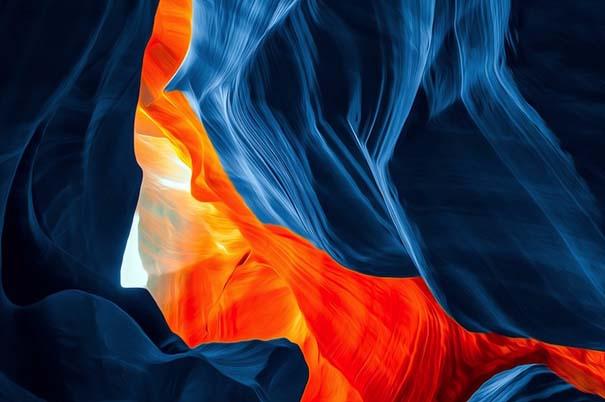 Μοναδικές εικόνες από το Antelope Canyon στην Arizona (4)