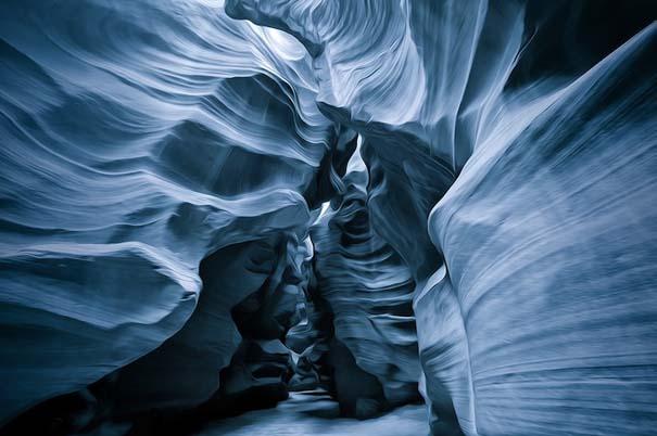 Μοναδικές εικόνες από το Antelope Canyon στην Arizona (5)