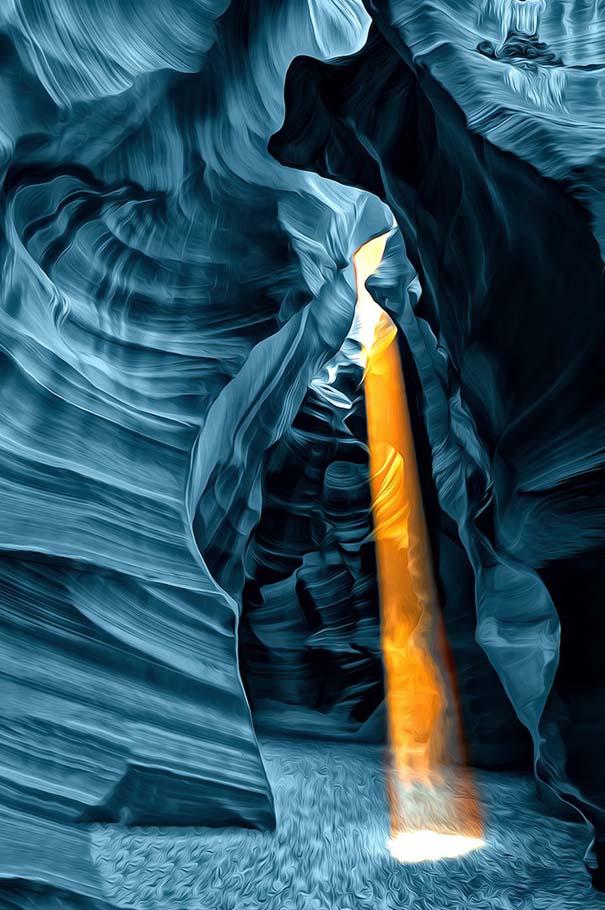 Μοναδικές εικόνες από το Antelope Canyon στην Arizona (10)