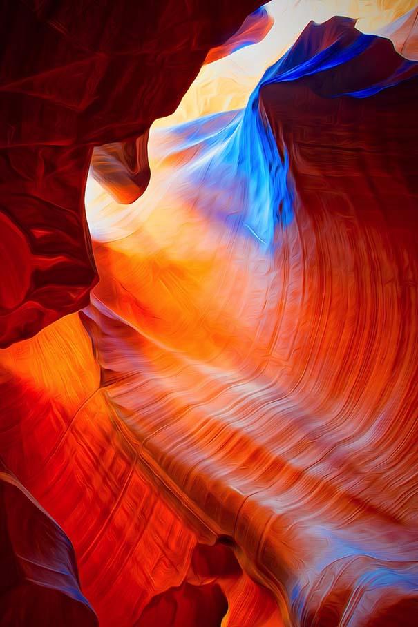 Μοναδικές εικόνες από το Antelope Canyon στην Arizona (11)