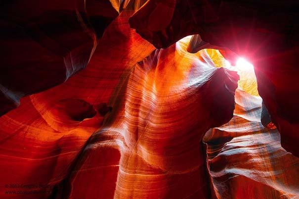 Μοναδικές εικόνες από το Antelope Canyon στην Arizona (12)