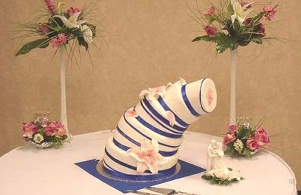 Αποτυχημένες γαμήλιες τούρτες (3)
