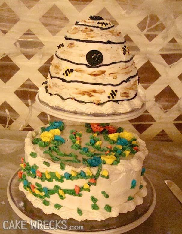 Αποτυχημένες γαμήλιες τούρτες (8)