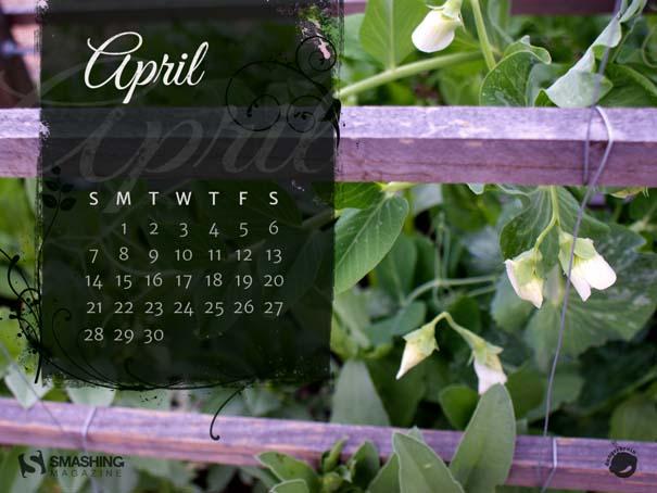 Wallpapers ημερολόγια Απριλίου 2013 (5)