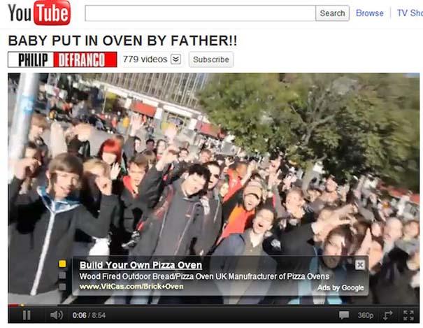 Ατυχώς τοποθετημένες διαφημίσεις στο YouTube (5)