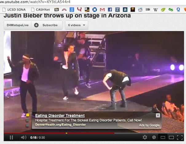 Ατυχώς τοποθετημένες διαφημίσεις στο YouTube (8)
