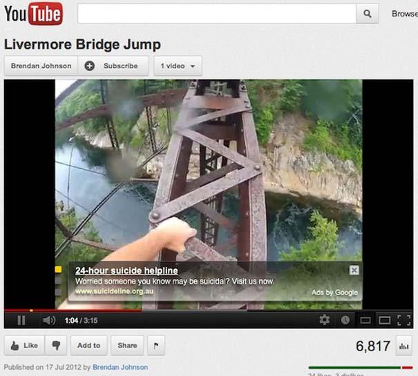 Ατυχώς τοποθετημένες διαφημίσεις στο YouTube (9)