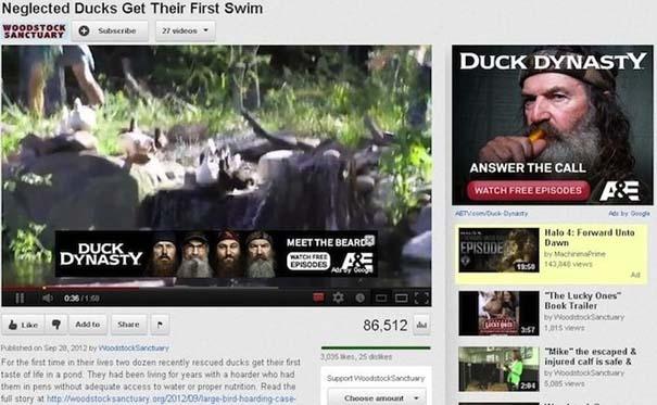 Ατυχώς τοποθετημένες διαφημίσεις στο YouTube (13)