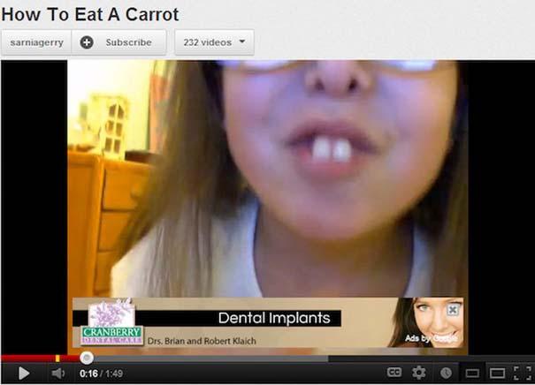 Ατυχώς τοποθετημένες διαφημίσεις στο YouTube (14)