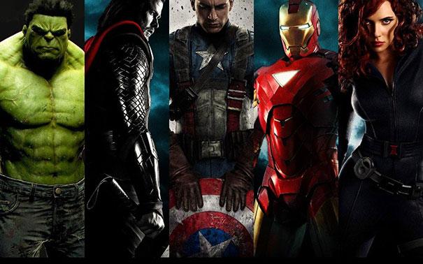 5 σούπερ ήρωες μάλωναν για το ποιος έχει την ισχυρότερη υπερδύναμη... (1)