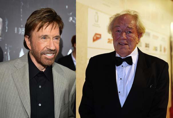 Διάσημοι που έχουν την ίδια ηλικία (4)