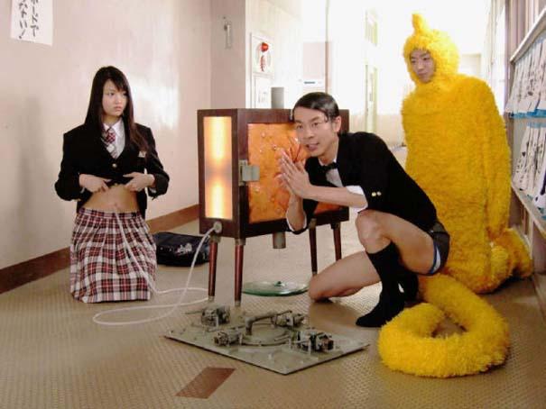 Εν τω μεταξύ, στην Ιαπωνία... (3)
