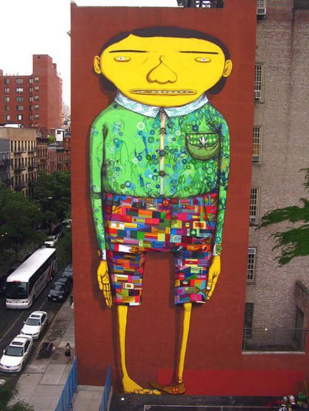 Εντυπωσιακά graffiti μεγάλης κλίμακας (8)
