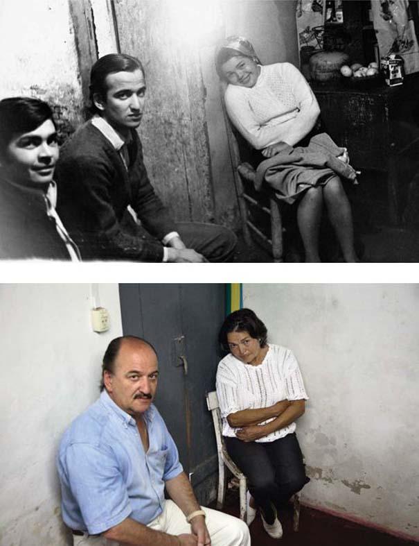 Φωτογραφίες του τότε και τώρα που προκαλούν θλίψη (1)
