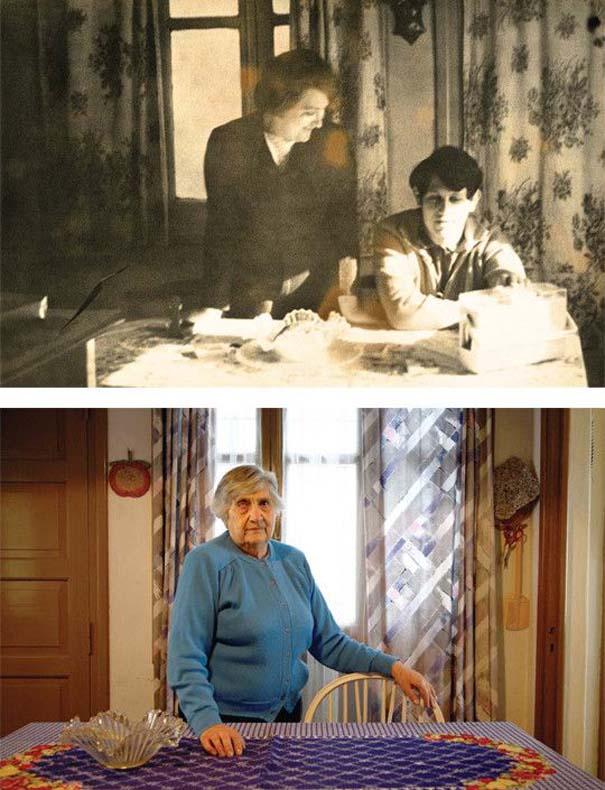 Φωτογραφίες του τότε και τώρα που προκαλούν θλίψη (3)