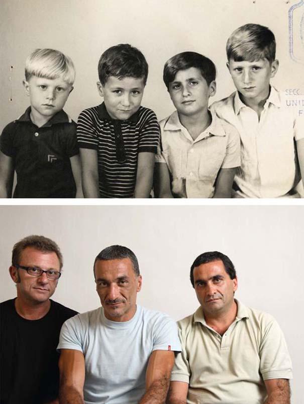 Φωτογραφίες του τότε και τώρα που προκαλούν θλίψη (4)
