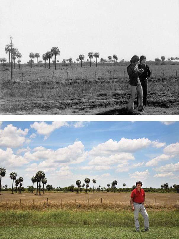 Φωτογραφίες του τότε και τώρα που προκαλούν θλίψη (6)