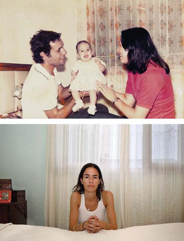 Φωτογραφίες του τότε και τώρα που προκαλούν θλίψη (7)