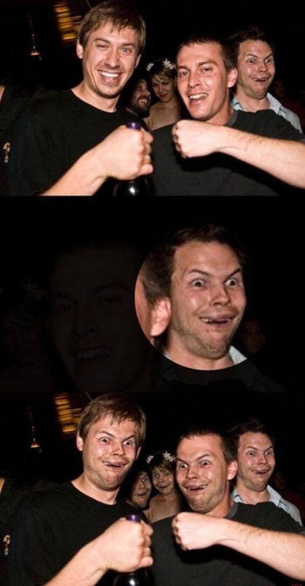 Γκριμάτσες για... γέλια! (10)