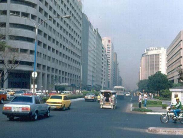 Γνωστές πόλεις: Παρελθόν vs Σήμερα (4)