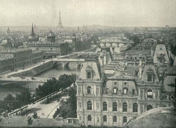 Γνωστές πόλεις: Παρελθόν vs Σήμερα (17)
