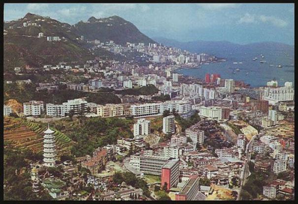 Γνωστές πόλεις: Παρελθόν vs Σήμερα (30)