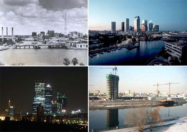 Γνωστές πόλεις: Παρελθόν vs Σήμερα (32)