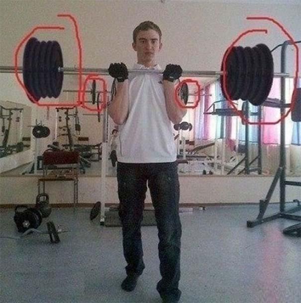 Άνθρωποι που δεν θα έπρεπε να έχουν πρόσβαση στο γυμναστήριο (2)