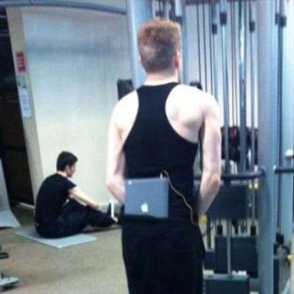 Άνθρωποι που δεν θα έπρεπε να έχουν πρόσβαση στο γυμναστήριο (5)